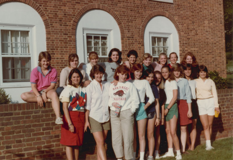 The class of 1987